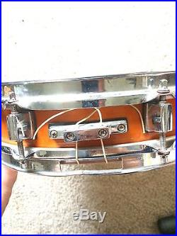 Pearl Maple Shell Piccolo Snare Drum