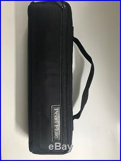 Pearl PFP-105 Grenaditte Composite Piccolo with Original Case Prestine
