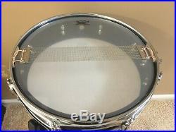 Pearl S1330B 13x3 Steel Piccolo Snare Drum