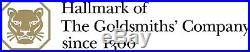 Piccollo head joint solid 18ct gold Nach HF Meyer hallmarked