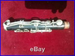 Piccolo Clarinet Zalud Terezin Eb