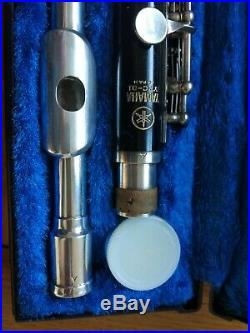 Piccolo Flute Yamaha Ypc 31