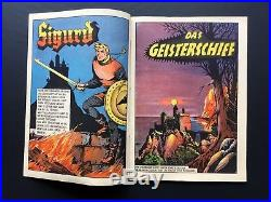 Piccolo Sonderband Nr. 15 Sigurd Original Top Zustand Lehning Z2