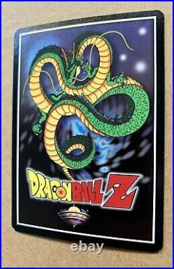 Piccolo, The Namek 132 LIMITED Cell Saga Rare Dragonball Z DBZ CCG Score