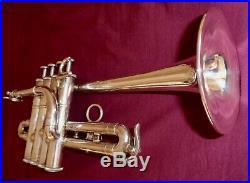 Piccolo Trompete Yamaha Custom YTR 9830 piccolo trumpet