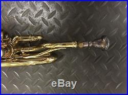 Piccolo Trumpet Besson