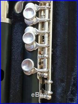Piccolo flute Gemeinhardt 4P