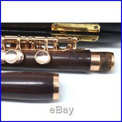 Powell Kingwood 14k Gold Keys Piccolo