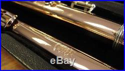 PreOwned HAYNES Classic Q4 Flute in 10 karat GOLD Ships FREE WORLDWIDE