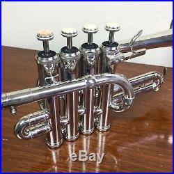 Prelude By Bach Piccolo Trumpet AP190
