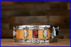 Premier 13 X 4 2043 Birch Piccolo Snare Drum, Natural (pre-loved)