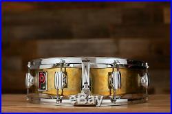 Premier 14 X 4 2034 Brass Piccolo Snare Drum (pre-loved)