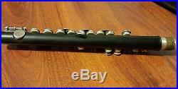 Professional WM. S Boston Mass Haynes Wooden Piccolo #3736