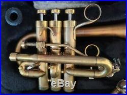 Puje Trumpet Piccolo Pique Horn