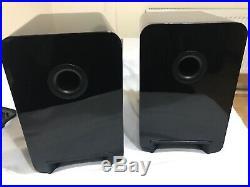 Q Acoustics 2010 Speakers + Denon CEOL Piccolo DRA-N5 Network Amplifier