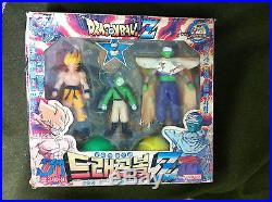 RARE! DRAGONBALL Goku Trunks Piccolo Korean Figure Doll Toy Model Japan Anime