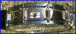 REMO PICCOLO SNARE DRUM Brass 14 INCH X 3.5 INCH