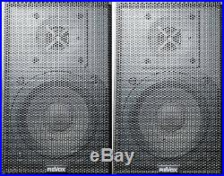 REVOX Piccolo MKII(2) Lautsprecher Paar, keine Schäden, 100% OK, Impedanz 4 Ohm