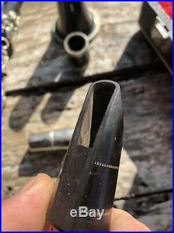 R. Orsi Milano Handmade Eb Clarinet Clarinetto Piccolo Mib