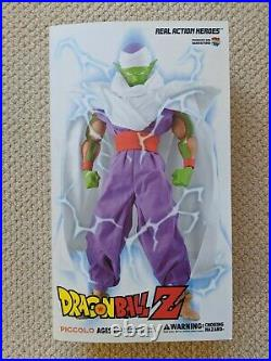 Rah Real Action Heroes Dragon Ball Z Piccolo 1/6 Figure Medicom Toy Japan -boxed
