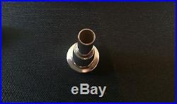 Rare Monette Silver PRANA AP6S1 Piccolo Trumpet Mouthpiece