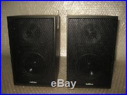 Rarität, Revox Piccolo, Kompakt/ Regal Lautsprecher 2 Stück, toller Klang