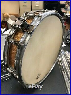 Remo 3.5x14 Piccolo snare drum