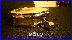 Remo master touch snare drum 13 x 3.5 piccolo great condition