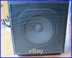 Revox Piccolo BASS! Bass Lautsprecher! RAR! SRN6693
