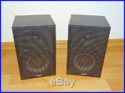 Revox Piccolo MKII Stereo Lautsprecher / Boxen, gepflegt, 2 Jahre Garantie