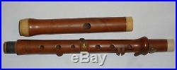 Rudall carte boxwood piccolo flute