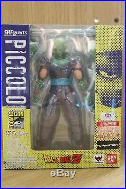 SDCC San Diego Comic Con Exclusive Piccolo SH Figuarts Dragonball Z DBZ