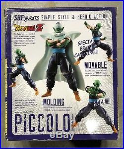 SDCC San Diego Comic Con Piccolo SH Figuarts Dragonball Z DBZ Exclusive Rare