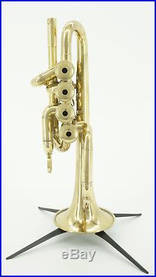 SELMER B/A piccolo trumpet with new Blackburn leadpipes