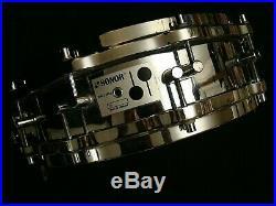SONOR Phonic Snare D 420 14 x 3,5 Piccolo FerroManganese Signature Vintage