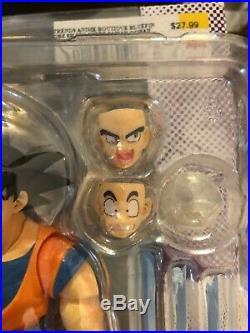 S. H Figuarts Dragonball Z Lot Gohan, Piccolo, Goku, Super Saiyan Gohan
