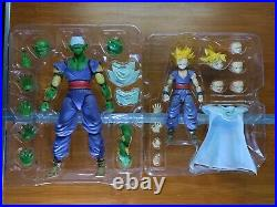 S. H. Figuarts dragonball z Gohan and Piccolo Lot Of 2