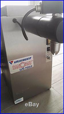 Sahnemaschine Sanomat Euro-Piccolo Schlagobersmaschine Vaihinger