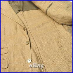 Salvatore Piccolo Italy Cotton diamond jacquard 3B jacket 48 Beige / orange