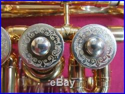 Scherzer C Piccolo Trumpet Model 8110 AS NEW