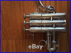 Schilke P6 Bb/A piccolo trumpet