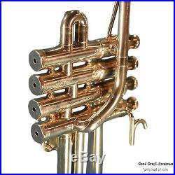 Schilke Piccolo Trumpet P5-4 In Pristine Condition