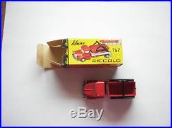 Schuco PICCOLO Nr. 767 Absetzkipper rot