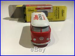 Schuco Piccolo 190 VW Bus Collectors Club Meeting 100 Jahre extrem RAR