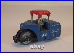 Schuco Piccolo 1/90 No. 771 Dingler Straßenwalze blau #6926