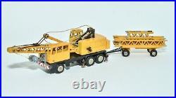 Schuco Piccolo #377 / 801 Coles LKW-Kran Crane Truck H0 1/87