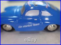 Schuco Piccolo-Set Der Blecheimer (Germany) Volkswagen Bug, Van & Porsche 356A