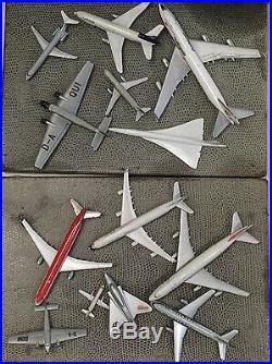 Schuco Piccolo Und Schabak Modellflugzeuge Douglas Ju 52 Concorde Usw