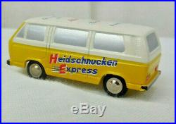 Schuco Piccolo VW T3 Heidschnuck-Express, 190, Limitiert auf 112 Stück