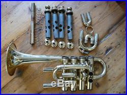 Selmer Bb piccolo trumpet